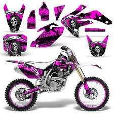 Decal Graphic Kit Honda CRF150 R 150 Dirt Bike Wrap CRF 150R 2007-2016 REAP PINK