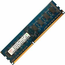 RAM 2 GB 1x2GB di memoria Desktop DDR3 PC3 8500 1066 MHz 240 DIMM Non ECC Senza Buffer