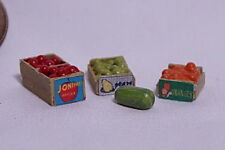 Berkshire Valley Models O/On3/On30, 1/48 Fruit Crates w/Labels - #626