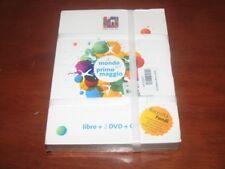 IL MONDO DEL PRIMO MAGGIO 2009  CGIL CISL UIL  LIBRO+2DVD+CD NEW