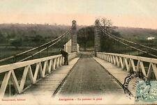 Carte JAULGONNE En passant le Pont
