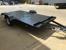 BRAND NEW SINGLE AXLE TOY HAULER SMALL CAR TRAILER 12FT AUSTRALIAN MADE QUALITY