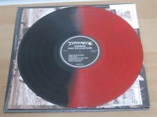 CARNAGE: Dark recollections LP Sweden Death Metal Red / Black Vinyl lim. 300