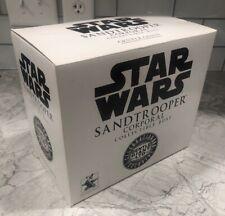 Star Wars Gentle Giant Sandtrooper Corporal Bust, Celebration III Exclusive, NIB