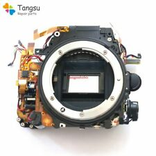 For Nikon D7100 Front Body Frame Mirror Box with Shutter Aperture Motor Unit
