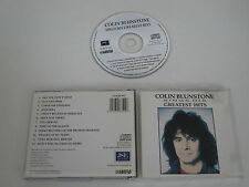 COLIN BLUNSTONE/SINGS HIS GREATEST HITS(CASTLE CLACD 351) CD ALBUM