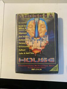 Amnesia House - Christmas Box Selection (1994) Rave Tape Pack 3 Missing