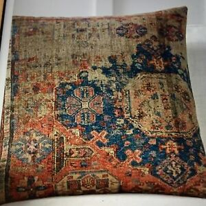"""Pottery Barn Navin Printed 22 x 22"""" Pillow Cover # 1933"""