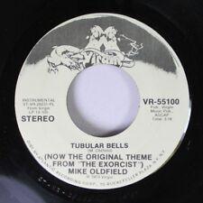 Pop 45 Mike Oldfield - Tubular Bells / Tubular Bells On Atlantic Recording Corp.