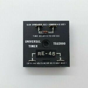 SSAC TSU2000 Solid State Universal Timer
