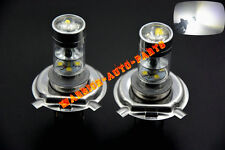For Honda TRX 250R 100W LED Headlight Bulbs For Honda TRX250R 1986 1987 88 1989