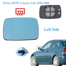 For BMW 323i 325i 328xi 330i 525i 528i 1999-2006 Driver Left Mirror Glass Heated