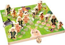 Legler 1255 Shaun The Sheep Ludo Board Game 29x29 Cm Wood #