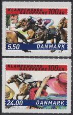 DENMARK Sc. 1480-1 Klampenborg Racetrack 2010 MNH