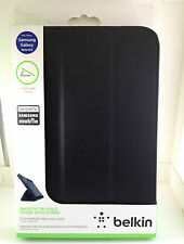 """Belkin Tri-Fold COVER WITH STAND 8"""" Samsung Galaxy NOTE BLACK"""