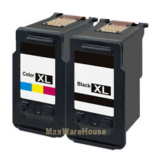 2PK Remanufactured Ink Cartridges for Canon PG240XL CL241XL PIXMA MG3520 MG3620