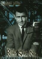 Twilight Zone Premiere Edition Commemorative Chase Card C1