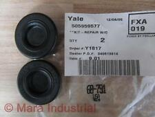 Yale 505959577 Repair Kit (Pack of 2)