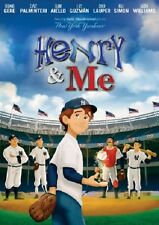 Henry & Me DVD New York Yankees New Sealed Free Shipping