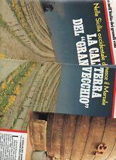 SP60 Clipping-Ritaglio 1982 La calda terra del Grande Vecchio Marsala