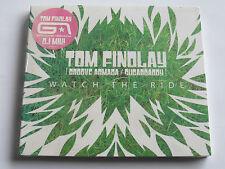 Tom Findlay - Watch The Ride - Groove Armada DJ Mix (CD Album) New Sealed