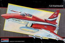 Monogram 1:48 Northrop F-20 Tigershark. US Fast Jet. Kit Nr. 5445