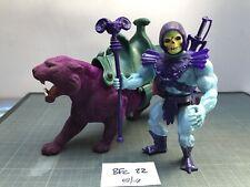 Skeletor & Panthor masters del universo. Vintage He-man Amos del universo Completo BFC22