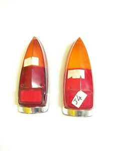 Plastic Austin J4 IM3 IM4 Innocenti Pair Rear For Lights SUPERREFLEX