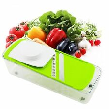 Multifunctional Slicer Vegetable Salad Fruit Cutter Magic Chopper Dicer Shredder