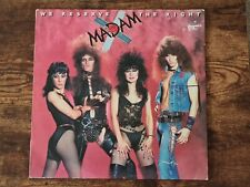 New listing MADAM X - WE RESERVE THE RIGHT - VINYL RECORD