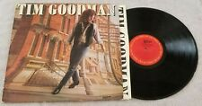 "Tim Goodman....""Footsteps"" 12"" Vinyl Record LP (Promo Copy)"