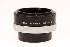 Canon Zwischenring FD 25