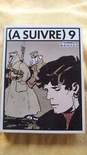 RELIURE A SUIVRE N° 9 - JANV. - JUIN 1982 6 N° - HUGO PRATT - COMES - MANARA...