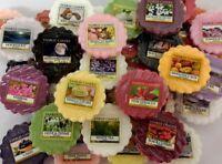 Yankee Candle Wax Tart Melt VARIETY FOOD & SPICE Fragrances