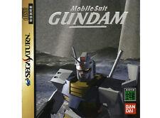# SEGA SATURN-Kidou SENSHI Mobile Suit Gundam (JAP/JP/JPN Import) - TOP #