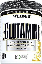Weider L-glutammina Polvere 400 g Scatola pro 1000 g)