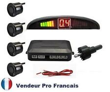 Radar de Recul Auto Tack Voiture Camion Sensor Car Parking Led Ecran 4 capteurs