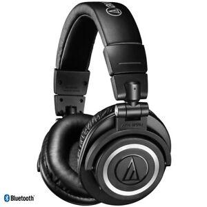 BRAND NEW - AudioTechnica ATH-M50XBT Pro Studio Monitor Headphones - Bluetooth