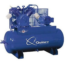 Quincy Qt Pro Max 15-Hp 120-Gallon Two-Stage Air Compressor (208V 3-Phase)
