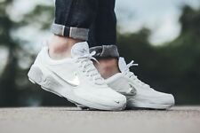 NIKE AIR ZOOM SPIRIDON '16 QS WHITE WOLF GREY UK 7.5 EUR 42 US 8.5 MAX 1 LAB 90