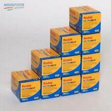 Kodak oro/Ultra Max 400 negativo-color, 135-36, 10 unidades