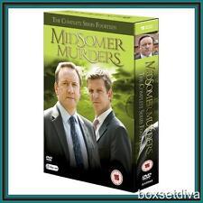 MIDSOMER MURDERS - COMPLETE SERIES FOURTEEN **BRAND NEW DVD **