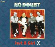 No Doubt (CD1) - Just A Girl (1997 CD Single)