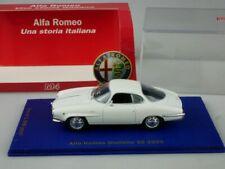 M4 modelcars 1/43 Alfa Romeo Giulietta SS 1959 italy + Box 118052