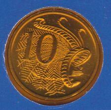 1984 Ten Cent Coin - Uncirculated - Taken from Mint Set