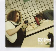(HC910) God Damn,  Dead To Me - DJ CD