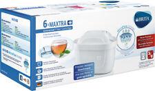 6x Brita Wasserfilter Maxtra+ Pk6 Kartusche filtern Trinkwasser Reduktion Kalk