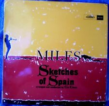 "MILES DAVIS-SKETCHES OF SPAIN-AUSTRALIAN CORONET MONO  ""RARE OZ"" 33 RPM LP 12"""