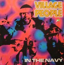 "Village People In The Navy, 3 mixes Italian 12"""