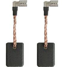 Kohlebürsten Kohlen für Dewalt Winkelschleifer ersetzt N421362 6,5x12x14mm / A60